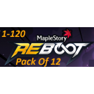 Pack of 12 Link Skill 1-120