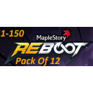 PACK OF 12 LINK SKILL 1-150