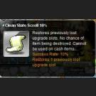 Clean Slate Scroll 10%