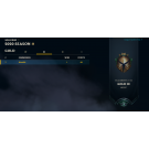 S9 plat 1 account, S10 Gold 3.