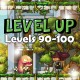 MapleLegends Leech Service from Lv. 90 to 100 (SOLO)