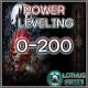 ⭐️Power Level 0-200⭐️