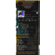 Arcane umbra cape 30%dex PRIMED