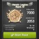 ★7K LEGION / Cannon 4m range / meso gear / NL + Badge + Dark Totem /★