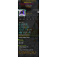 6L Godlike 22* Arcane Thief Cape