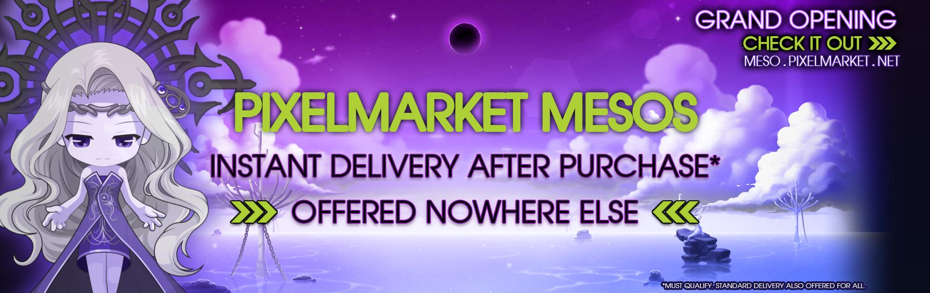 Meso.Pixelmarket.net